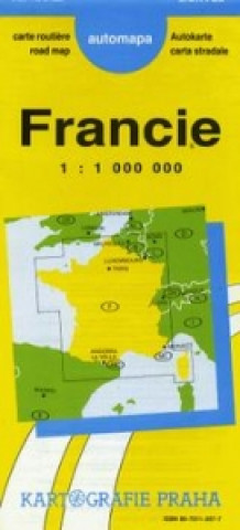 Francie  1:1000000