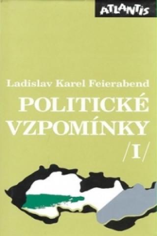 Politické vzpomínky I.