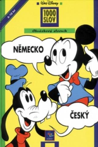 Obrázkový slovník německo český