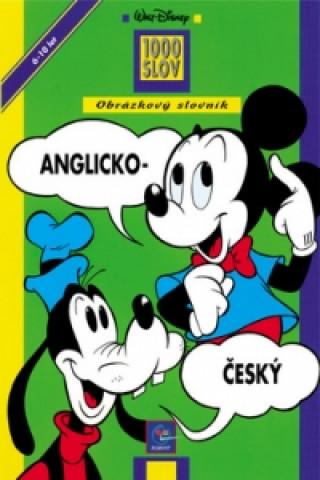 Obrázkový slovník anglicko český