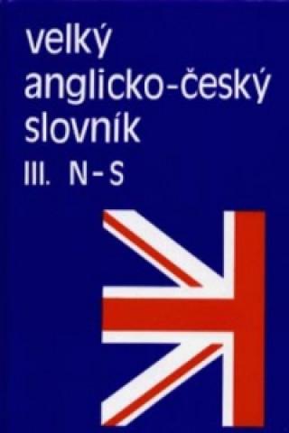 Velký anglicko - č. slovník 3.