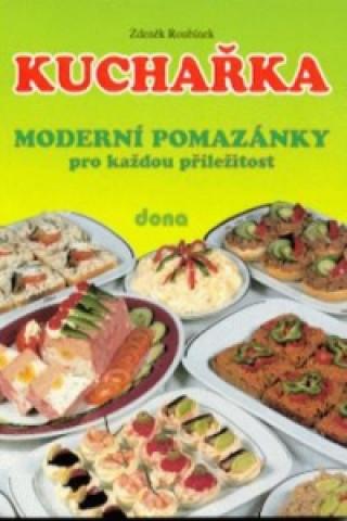 Kuchařka Moderní pomazánky
