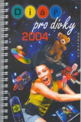 Diář 2004 pro dívky