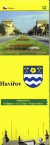 Havířov - AAA mapa města nová