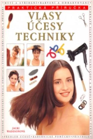 Vlasy - účesy - techniky