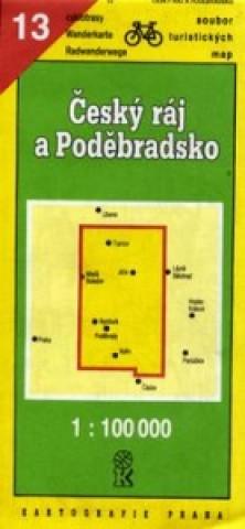 TM 13 Český ráj a Poděbradsko