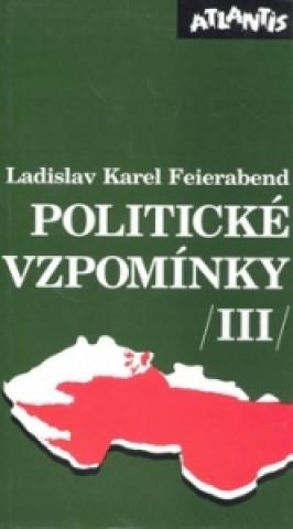 Politické vzpomínky III.
