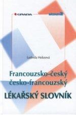 Francouzsko-český, česko-francouzský lékařský slovník