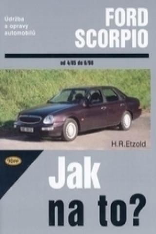 Ford Scorpio od 1985