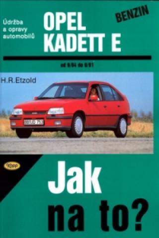 Opel Kadett benzín od 9/84 do 8/91