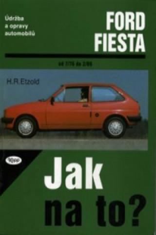 Ford Fiesta od 7/76 do 2/89