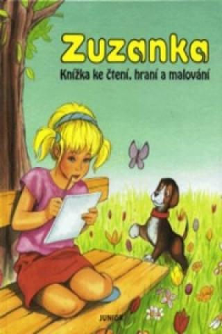 Zuzanka (4) Knížka ke čtení,
