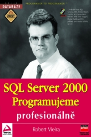 SQL Server 2000 progr.prof.+CD