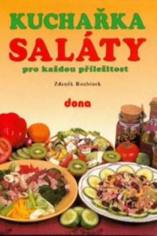 Kuchařka Saláty pro kaž.p.59,-