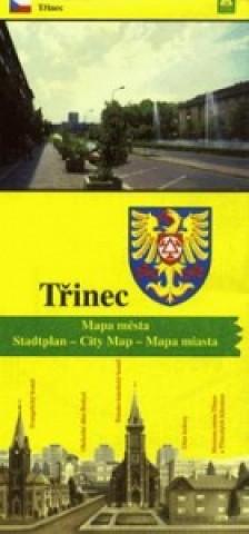 Třinec - AAA mapa města