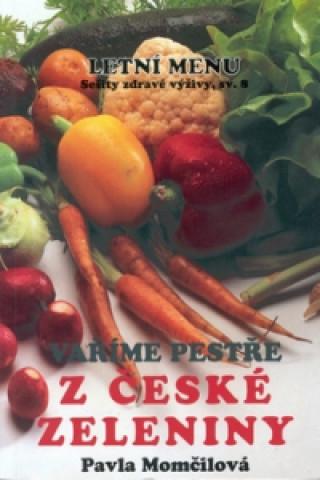 Vaříme pestře ze zeleniny