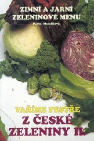 Vaříme pestře z české zeleniny II.