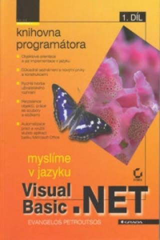 Myslíme v jazyku Visual Basic .NET