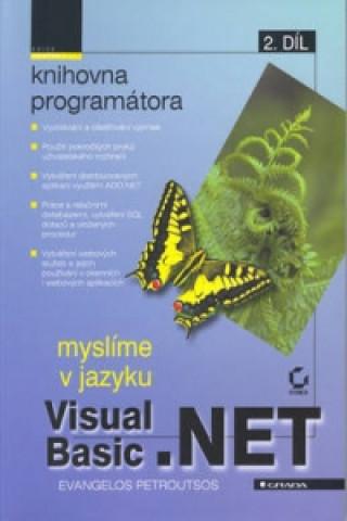 Myslíme v jazyku Visual Basic .NET II.