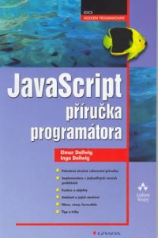 JavaScript příručka programátora
