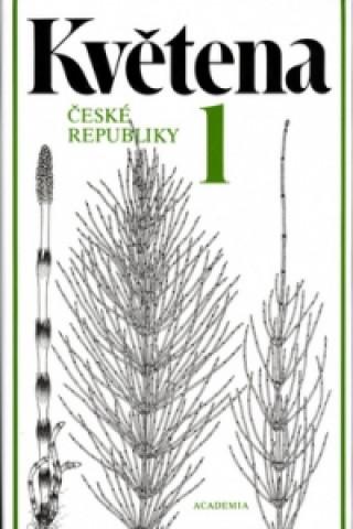 Květena České republiky 1