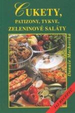 Cukety, patizony, tykve, zeleninové saláty