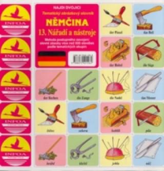 Němčina 13.Nářadí a nástroje