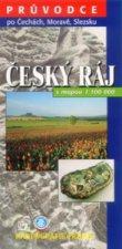 Český ráj s mapou 1:100 000