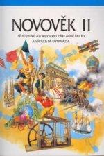Novověk II. Dějepisné atlasy pro ZŠ a víceletá gymnázia