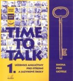 Time to Talk 1. Kniha pro učitele