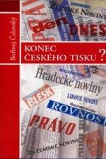 Konec českého tisku?