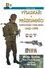 Výsadkáři a průzkumníci československé armády
