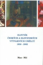 Slovník českých a slovenských výtvarných umělců Man-Mi