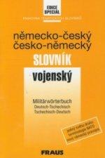 Německo-český, česko-německý slovník vojenský