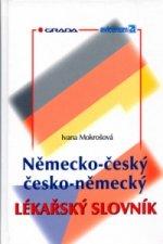 Německo-český, česko-německý lékařský slovník
