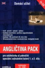 Angličtina pack + 2 CD