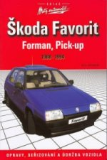 Škoda Favorit, Forman, Pick-up   1988-1994