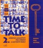 Time to Talk 2. Kniha pro učitele