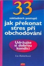 33 základních postupů jak překonat stres při obchodování