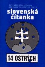 Slovenská čítanka 14 ostrých