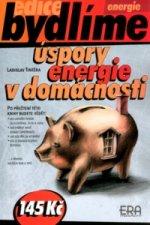 Úspory energie v domácnosti