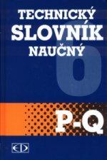 Technický slovník naučný P-Q