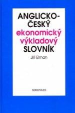 Anglicko-český ekonomický výkladový slovník