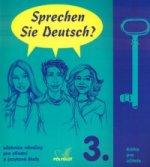 Sprechen Sie Deutsch? 3. Kniha pro učitele
