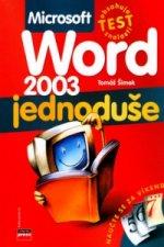 Microsoft Word 2003 jednoduše