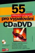 55 nejlepších programů pro vypalování CD a DVD