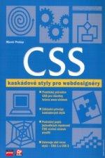 CSS Kaskádové styly pro webdesignéry