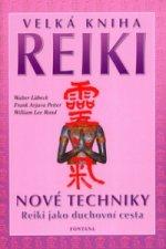 Velká kniha Reiki