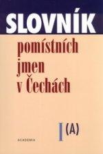 Slovník pomístních jmen v Čechách I.