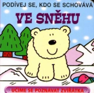 Podívej se, kdo se schovává Ve sněhu
